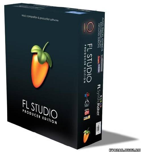 FL Studio 10.0.9 Full, Español + Crack Latin DJs Web.